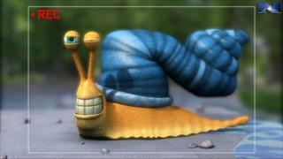 "TVNorge ""Snail"" Ident"